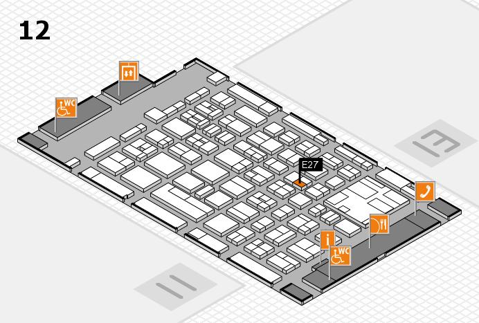 boot 2017 Hallenplan (Halle 12): Stand E27