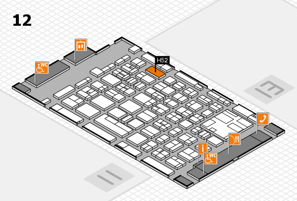 boot 2017 hall map (Hall 12): stand H52