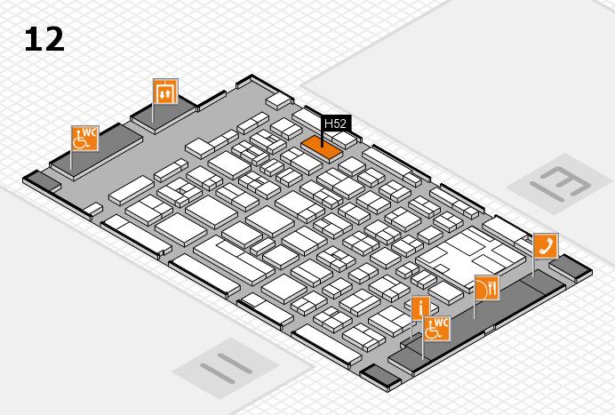 boot 2017 Hallenplan (Halle 12): Stand H52