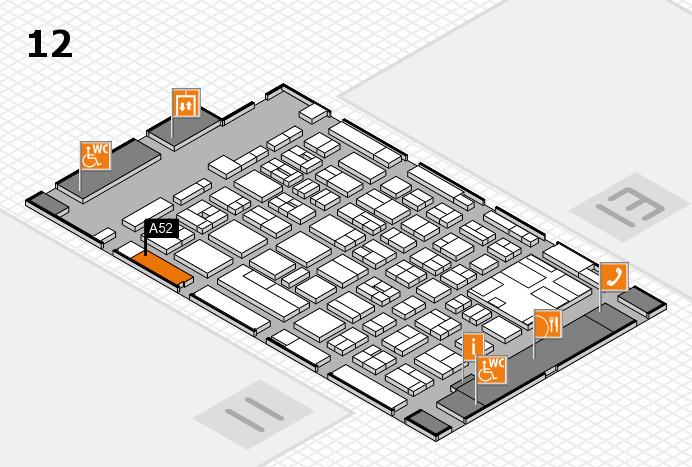 boot 2017 Hallenplan (Halle 12): Stand A52