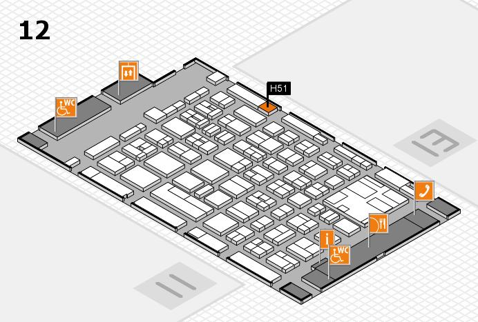 boot 2017 Hallenplan (Halle 12): Stand H51