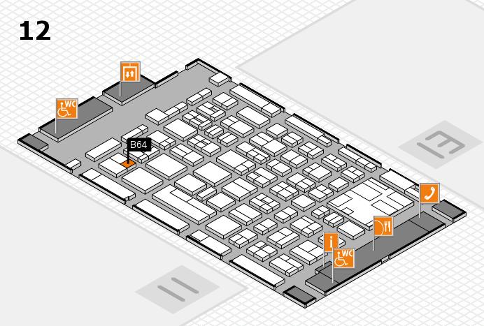 boot 2017 Hallenplan (Halle 12): Stand B64
