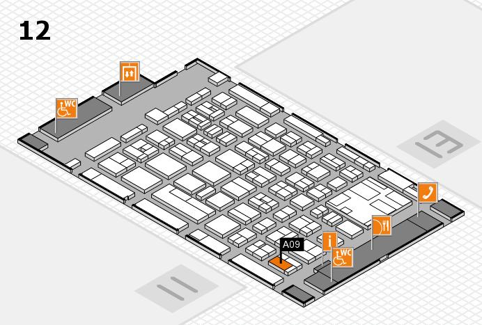 boot 2017 Hallenplan (Halle 12): Stand A09