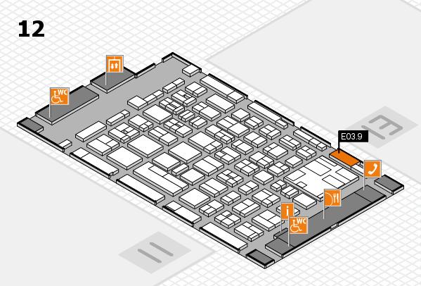 boot 2017 hall map (Hall 12): stand E03.9
