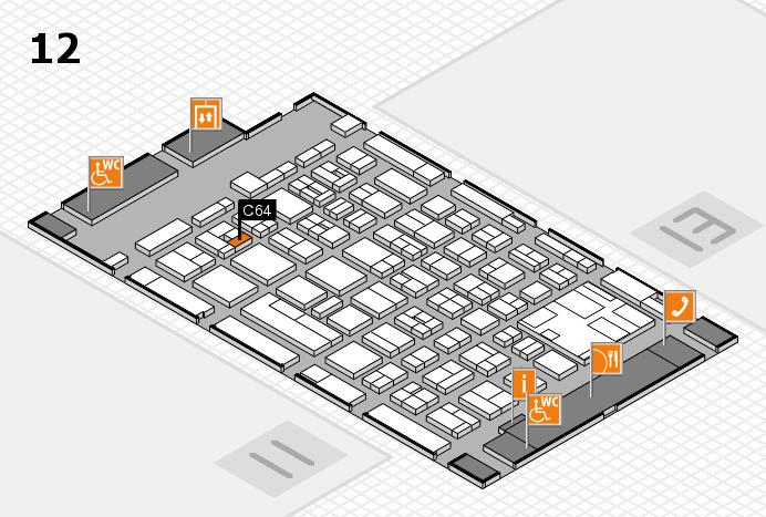 boot 2017 Hallenplan (Halle 12): Stand C64