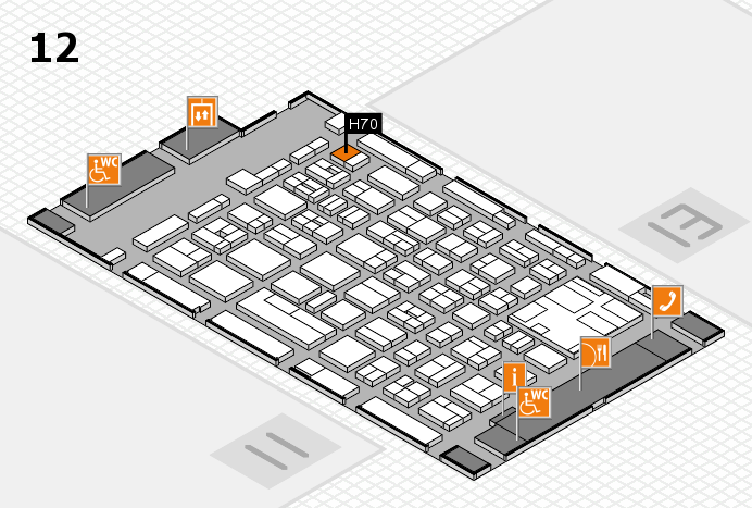 boot 2017 Hallenplan (Halle 12): Stand H70