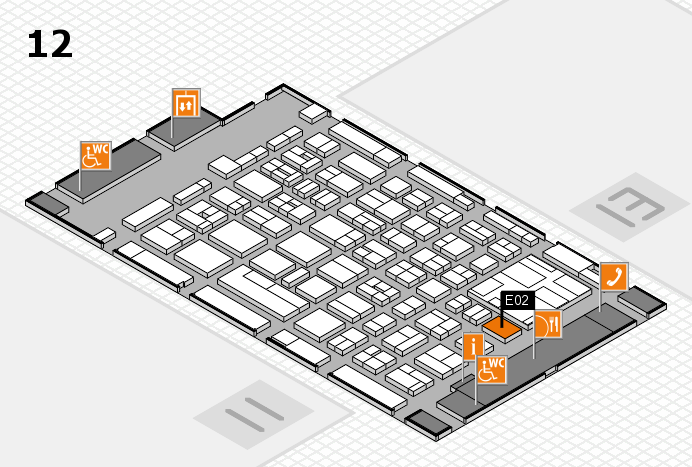 boot 2017 Hallenplan (Halle 12): Stand E02