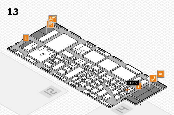 boot 2017 hall map (Hall 13): stand D05.2