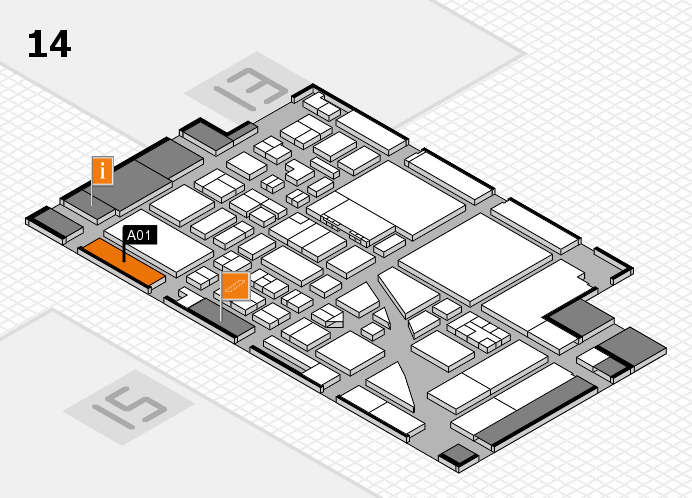 boot 2017 Hallenplan (Halle 14): Stand A01