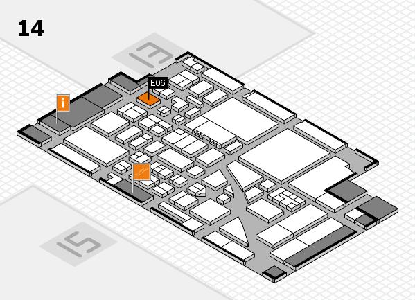boot 2017 hall map (Hall 14): stand E06