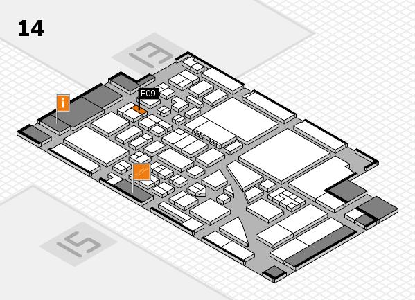 boot 2017 hall map (Hall 14): stand E09