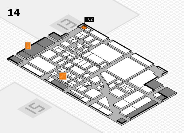 boot 2017 hall map (Hall 14): stand H02