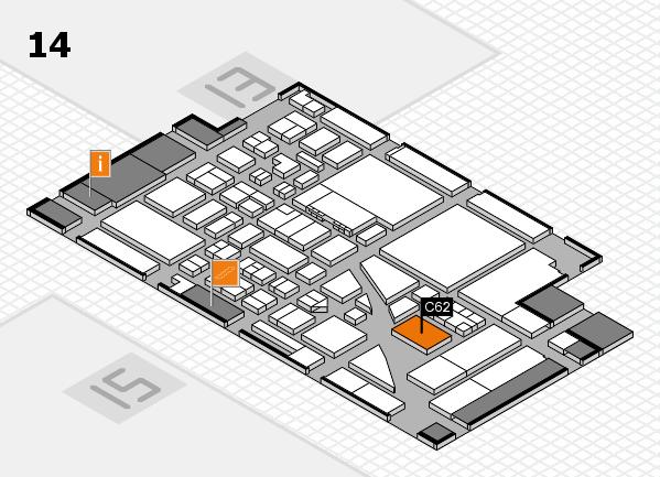 boot 2017 hall map (Hall 14): stand C62