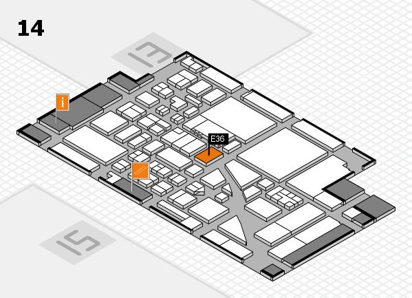 boot 2017 Hallenplan (Halle 14): Stand E36