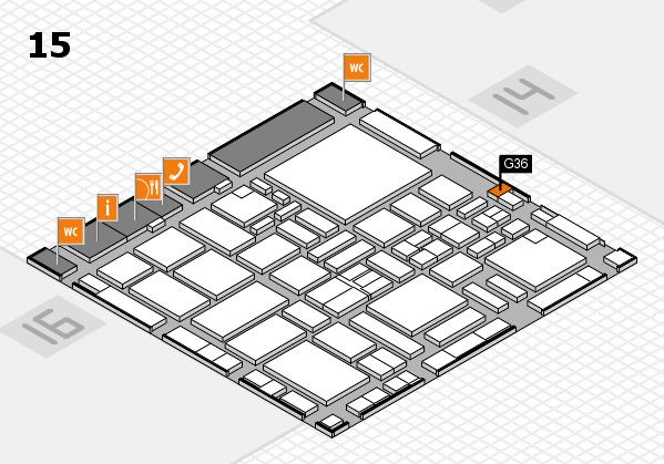 boot 2017 hall map (Hall 15): stand G36