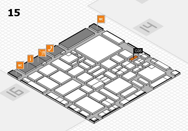 boot 2017 hall map (Hall 15): stand G35