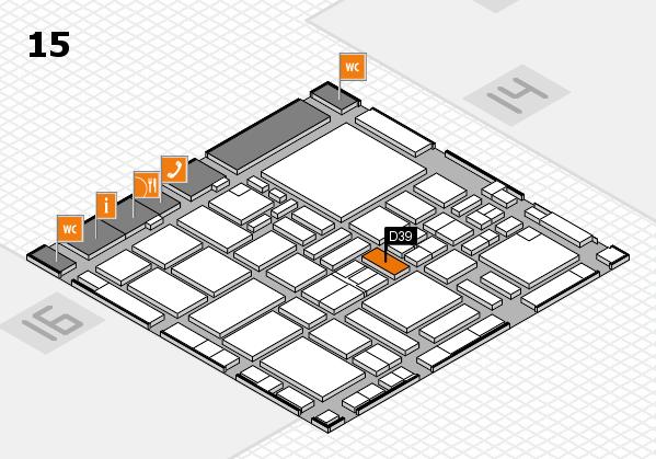 boot 2017 hall map (Hall 15): stand D39