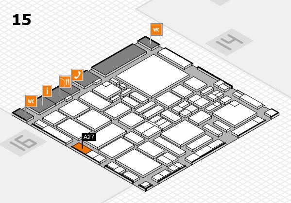 boot 2017 hall map (Hall 15): stand A27