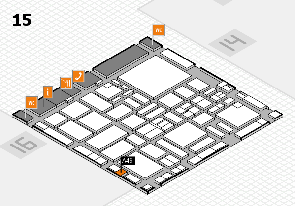boot 2017 hall map (Hall 15): stand A49