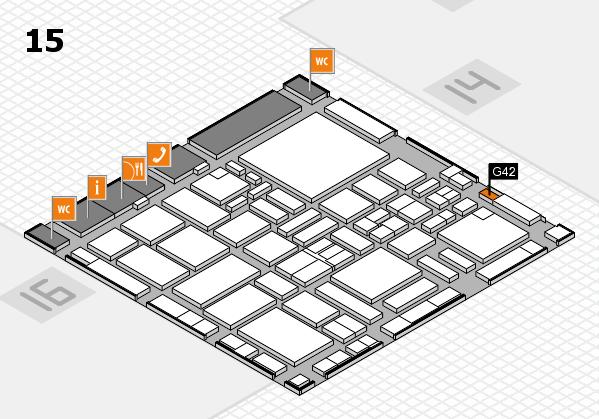 boot 2017 hall map (Hall 15): stand G42
