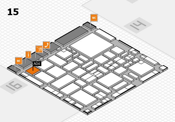 boot 2017 hall map (Hall 15): stand A04