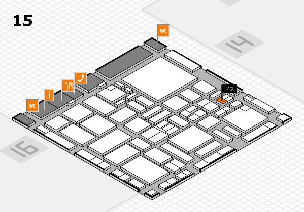 boot 2017 hall map (Hall 15): stand F42