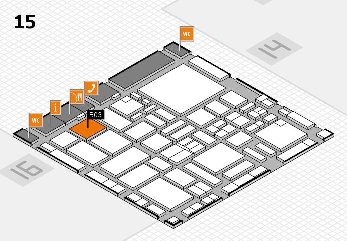 boot 2017 hall map (Hall 15): stand B03