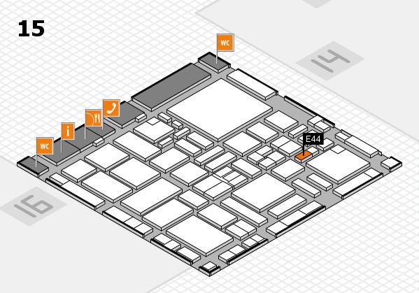 boot 2017 hall map (Hall 15): stand E44