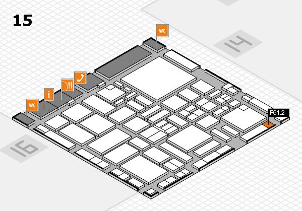 boot 2017 hall map (Hall 15): stand F61.2