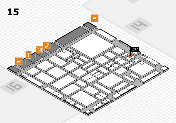 boot 2017 hall map (Hall 15): stand G37