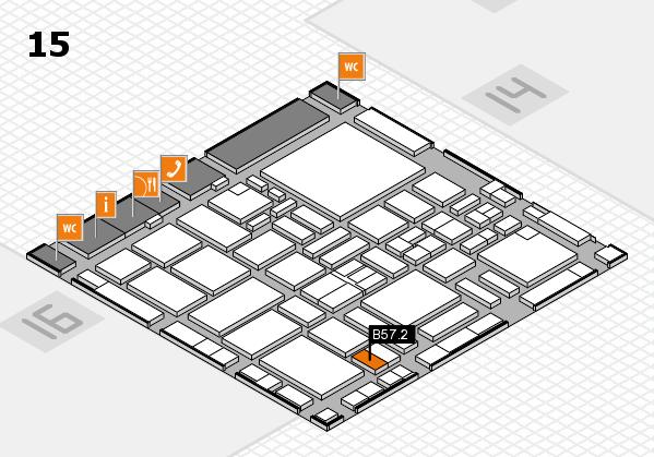 boot 2017 hall map (Hall 15): stand B57.2