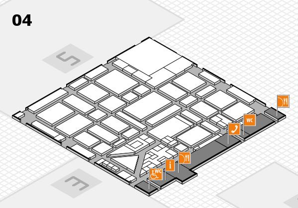 boot 2018 hall map (Hall 4): stand A11