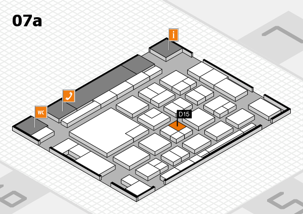 boot 2018 hall map (Hall 7a): stand D15