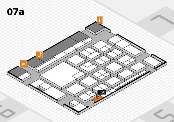 boot 2018 Hallenplan (Halle 7a): Stand G28