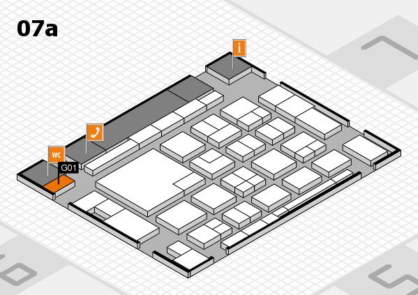 boot 2018 Hallenplan (Halle 7a): Stand G01