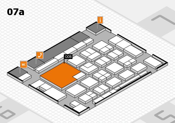 boot 2018 Hallenplan (Halle 7a): Stand G08