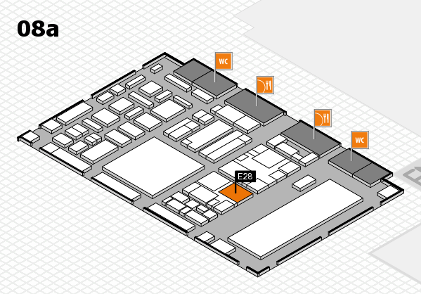 boot 2018 Hallenplan (Halle 8a): Stand E28