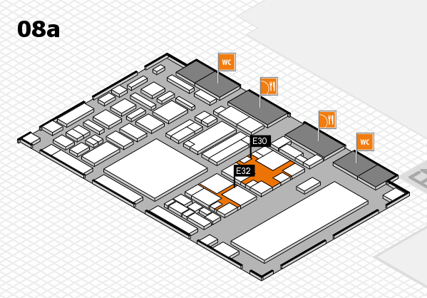 boot 2018 Hallenplan (Halle 8a): Stand E30, Stand E32