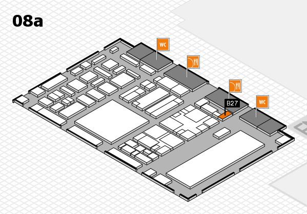 boot 2018 hall map (Hall 8a): stand B27