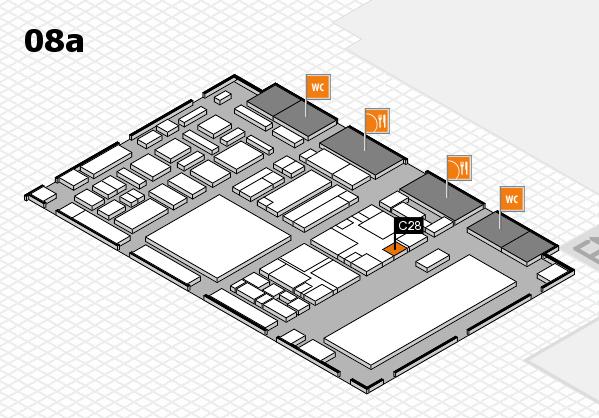 boot 2018 Hallenplan (Halle 8a): Stand C28