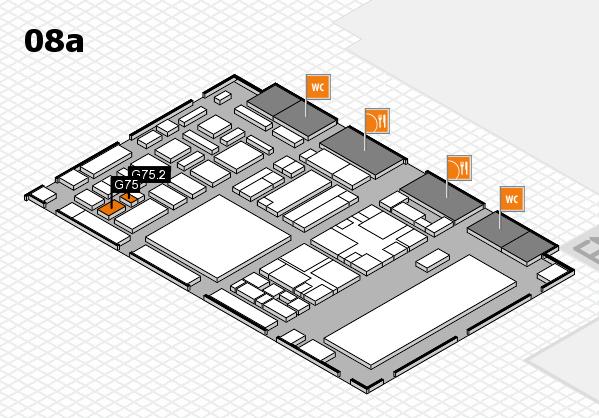 boot 2018 Hallenplan (Halle 8a): Stand G75, Stand G75.2