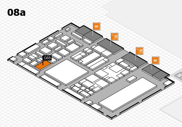 boot 2018 Hallenplan (Halle 8a): Stand G65