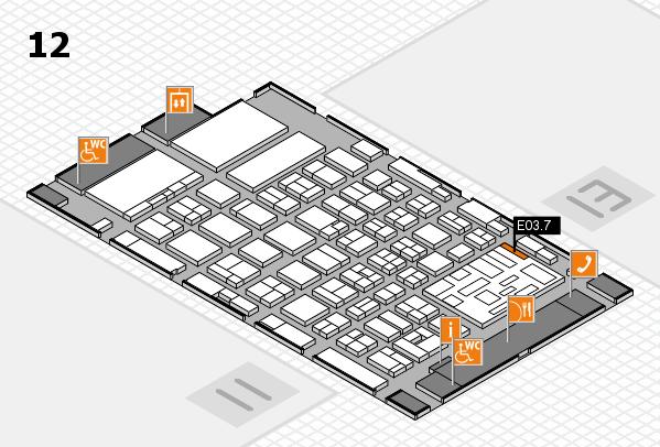 boot 2018 Hallenplan (Halle 12): Stand E03.7