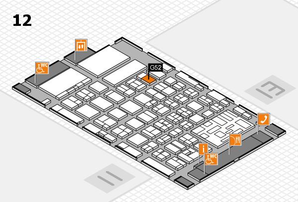 boot 2018 Hallenplan (Halle 12): Stand G52