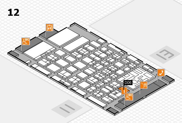 boot 2018 hall map (Hall 12): stand D06