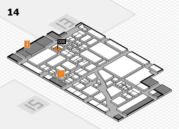 boot 2018 hall map (Hall 14): stand D06