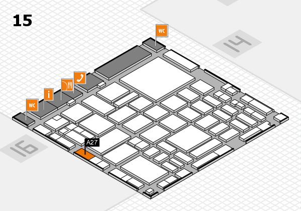boot 2018 hall map (Hall 15): stand A27