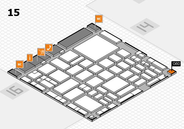 boot 2018 hall map (Hall 15): stand G60