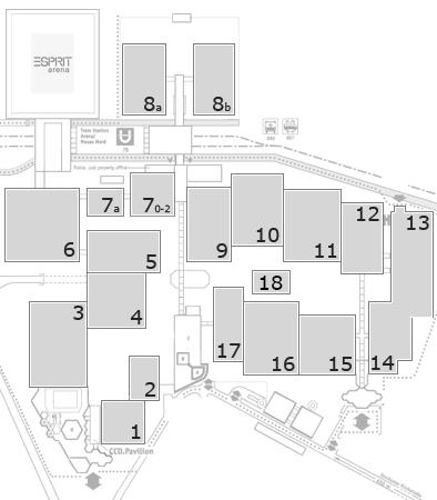 boot 2017 fairground map: OA Hall 10