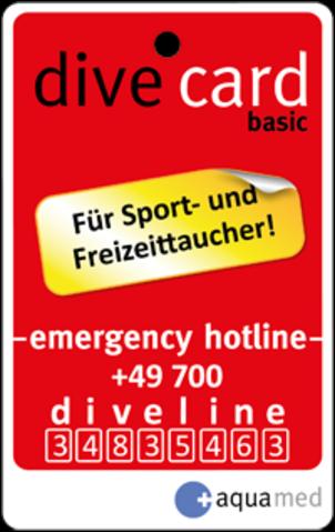 dive card basic